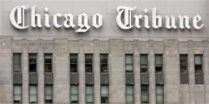 A picture of the Tribune tower in Chicago